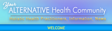 Alternative Health Community - EPFX, biofeedback, chiropractic, naturopathic, holistic health practitioners and information.